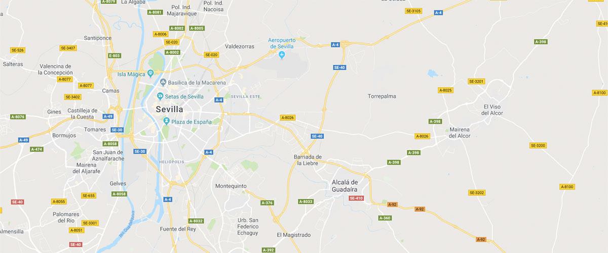 Plano de Sevilla